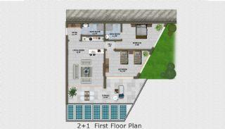 Nature Apartmanı, Kat Planları-4