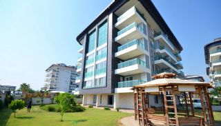 Appartements Bord de Mer Alanya avec Riches Installations, Alanya / Kestel - video