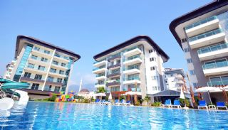 Seafront Alanya Apartments with Rich Social Facilities, Alanya / Kestel