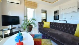 Appartements Bord de Mer Alanya avec Riches Installations, Photo Interieur-2