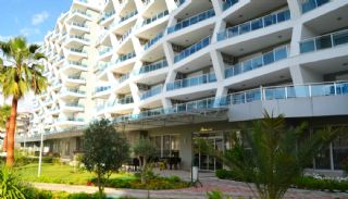 Crystal Garden Appartements, Alanya / Cikcilli - video