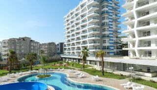 Modern Designed Apartments Close to the Beach in Alanya, Alanya / Cikcilli