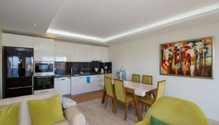 Modern Designed Apartments Close to the Beach in Alanya, Interior Photos-4