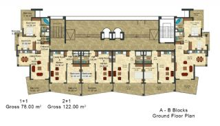 Crystal Garden Appartements, Projet Immobiliers-2