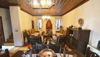 Villa en Pierre Avec Piscine Privée à Vendre à Alanya, Photo Interieur-1