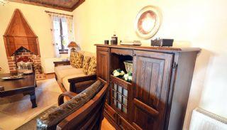 Villa en Pierre Avec Piscine Privée à Vendre à Alanya, Photo Interieur-7