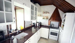 Villa en Pierre Avec Piscine Privée à Vendre à Alanya, Photo Interieur-14