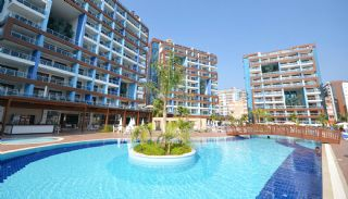 Crystal Park Wohnungen, Cikcilli / Alanya - video
