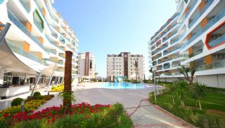 Emerald Park Apartments, Alanya / Avsallar - video