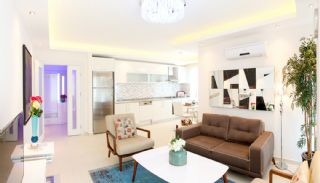 Privileged Apartments in a Luxurious Complex in Alanya, Interior Photos-1