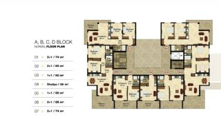 Emerald Park Appartements, Projet Immobiliers-2