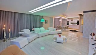 Panoramic Sea View Flats with 5-Star Hotel Concept in Alanya, Interior Photos-2