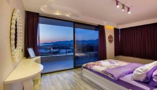 Panoramic Sea View Flats with 5-Star Hotel Concept in Alanya, Interior Photos-7