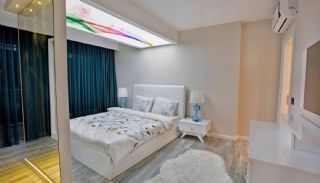 Panoramic Sea View Flats with 5-Star Hotel Concept in Alanya, Interior Photos-12