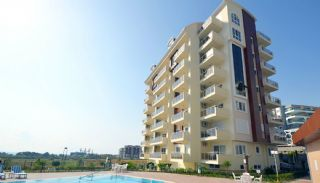 Well Located Apartments 550 mt to the Beach in Avsallar, Alanya / Avsallar - video
