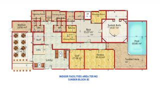 Orion Garden Apartments, Property Plans-1
