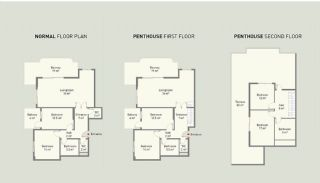 Sea Star Residence, Property Plans-3