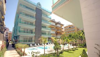 Seafront Apartments with Rich Complex Facilities in Alanya, Alanya / Center