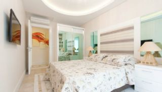 Seafront Apartments with Rich Complex Facilities in Alanya, Interior Photos-5