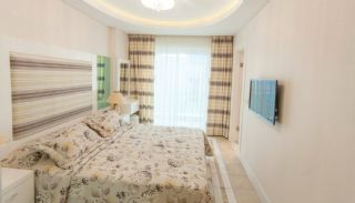 Seafront Apartments with Rich Complex Facilities in Alanya, Interior Photos-6