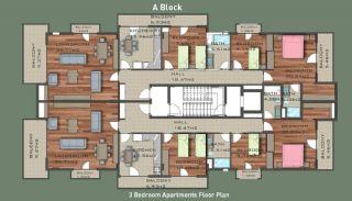 Guzelyali Huset, Planritningar-2