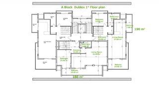 Besondere Wohnungen in Alanya, Immobilienplaene-2