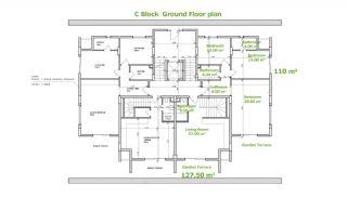 Besondere Wohnungen in Alanya, Immobilienplaene-4