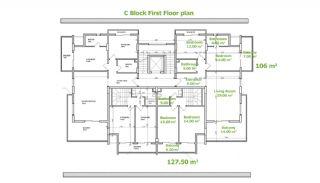 Besondere Wohnungen in Alanya, Immobilienplaene-5