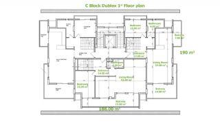 Besondere Wohnungen in Alanya, Immobilienplaene-7