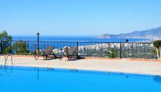 Nouvelle Villa avec Vue Mer à Alanya, Alanya / Kargicak