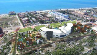 Alanya'da Deniz Manzaralı Müstakil Villa, Alanya / Konaklı - video