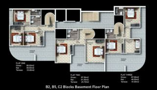 Buy New Flats for Sale in Alanya, Property Plans-4