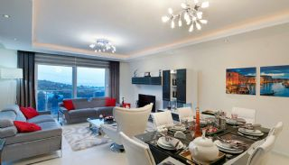 Kaufe neue Villen in Alanya, Foto's Innenbereich-1