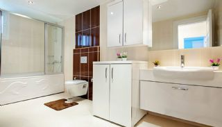 Buy New Villas for Sale in Alanya, Interior Photos-17