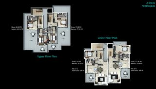 Buy New Villas for Sale in Alanya, Property Plans-2