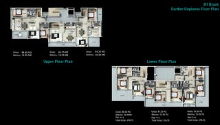 Kaufe neue Villen in Alanya, Immobilienplaene-5