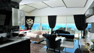 Sea View Apartments in Alanya for Sale, Interior Photos-12