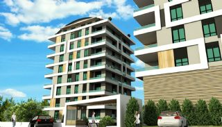 Spacious Alanya Apartments for Sale, Alanya / Center - video