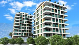 Spacious Alanya Apartments for Sale, Alanya / Center
