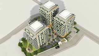 Spacious Alanya Apartments for Sale, Property Plans-1