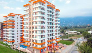 Appartement Prêt à S'Installer à Alanya, Alanya / Mahmutlar - video