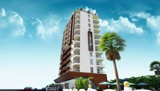 New Apartments for Sale in Alanya, Turkey, Alanya / Mahmutlar - video