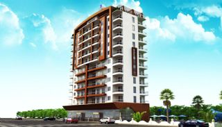 New Apartments for Sale in Alanya, Turkey, Alanya / Mahmutlar