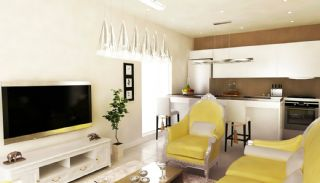 New Apartments for Sale in Alanya, Turkey, Interior Photos-1