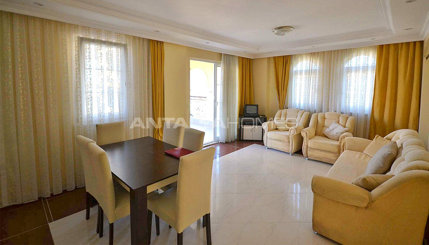 Resale Alanya Real Estate For Sale With Green Surrounding In Konakli