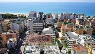 Ready Apartments in Alanya 100 mt to Cleopatra Beach, Alanya / Center - video