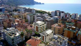 Ready Apartments in Alanya 100 mt to Cleopatra Beach, Alanya / Center