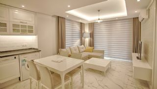 Ready Apartments in Alanya 100 mt to Cleopatra Beach, Interior Photos-1