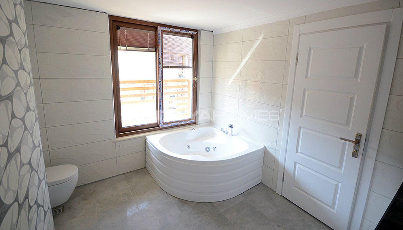 gro e wohnungen zum verkauf in alanya mit niedrigen preisen. Black Bedroom Furniture Sets. Home Design Ideas