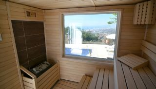 Alanya Villa for Sale in Turkey with Private Pool, Interior Photos-15
